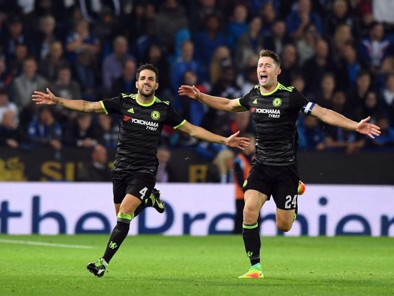League Cup: Cesc Fabregas' Chelsea Down Leicester City, Everton Crash Out