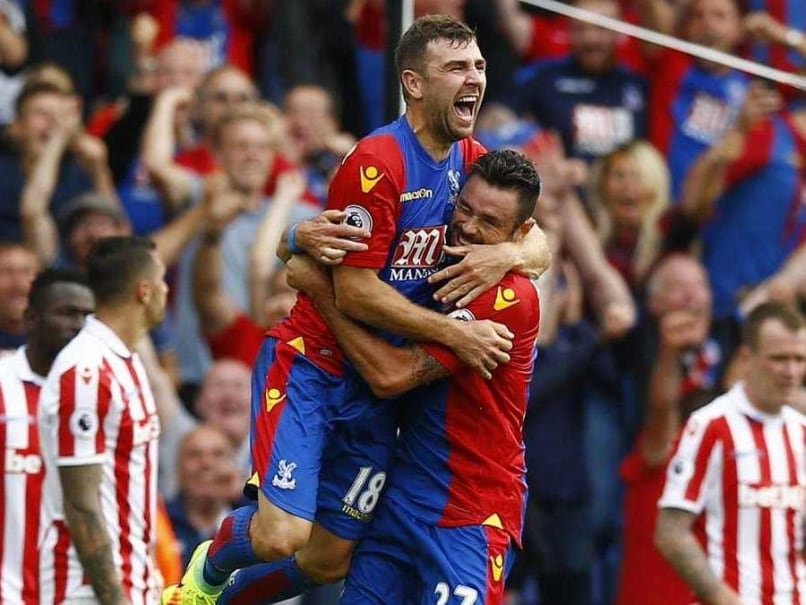 Premier League: Andros Townsend, Crystal Palace Deepen Stoke City Gloom