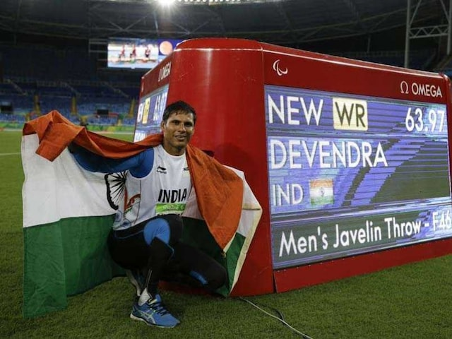 Dad I Topped, Now Its Your Turn: Daughter Jiya Told Devendra Jhajharia