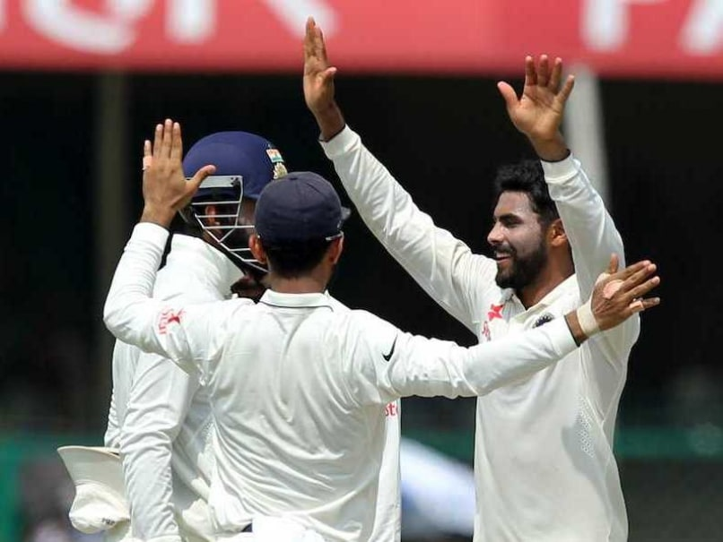 1st Test: India Build Big Lead Over New Zealand After Ravindra Jadeja, R Ashwin Heroics
