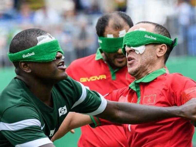 Paralympic Pele: Brazil Hails Blind Soccer Star
