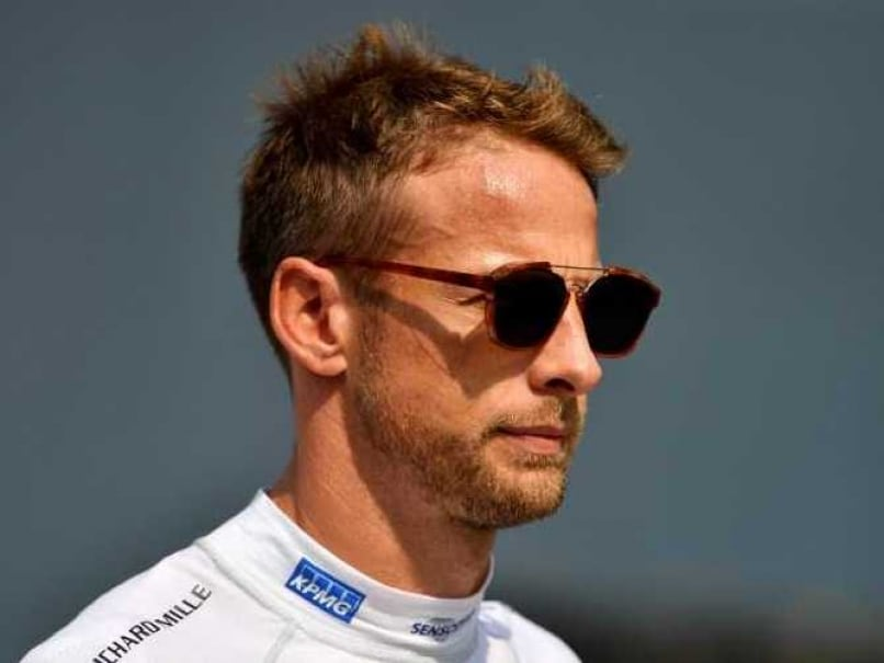 Jenson Button to Step Aside For Young Belgian at McLaren