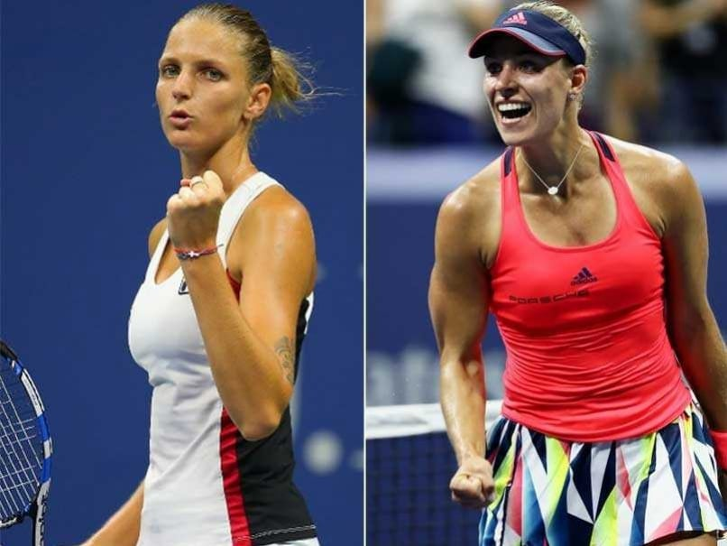 US Open: New World No.1 Angelique Kerber Faces Karolina Pliskova