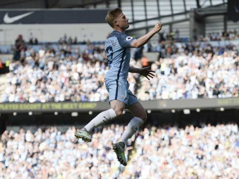 Kevin de Bruyne Second Only to Lionel Messi: Pep Guardiola