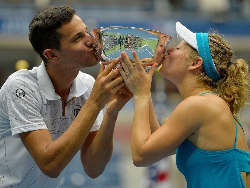 Laura Siegemund, Mate Pavic Win US Open Mixed Doubles