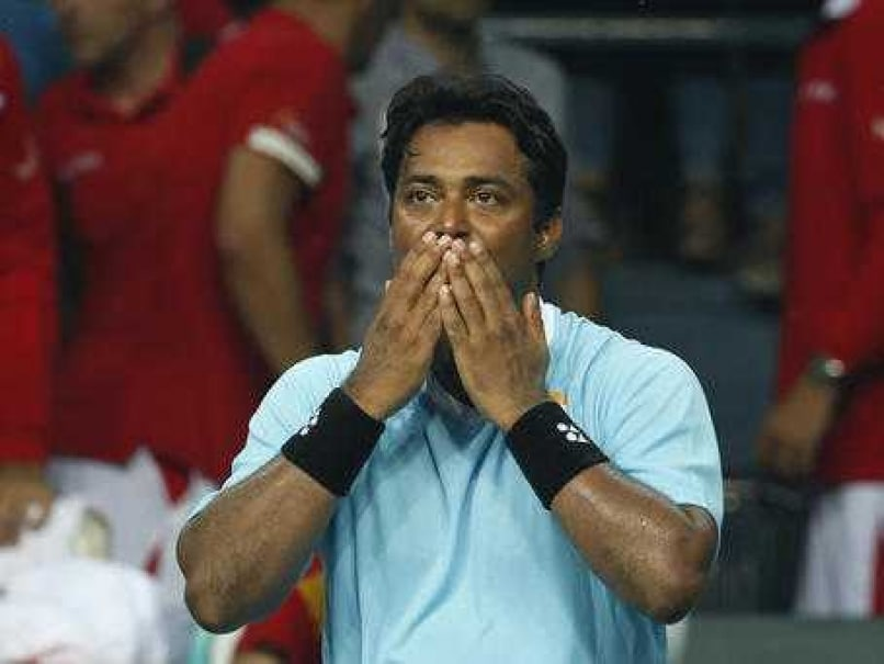 Leander Paes-Andre Begemann Enter St. Petersburg Open Final
