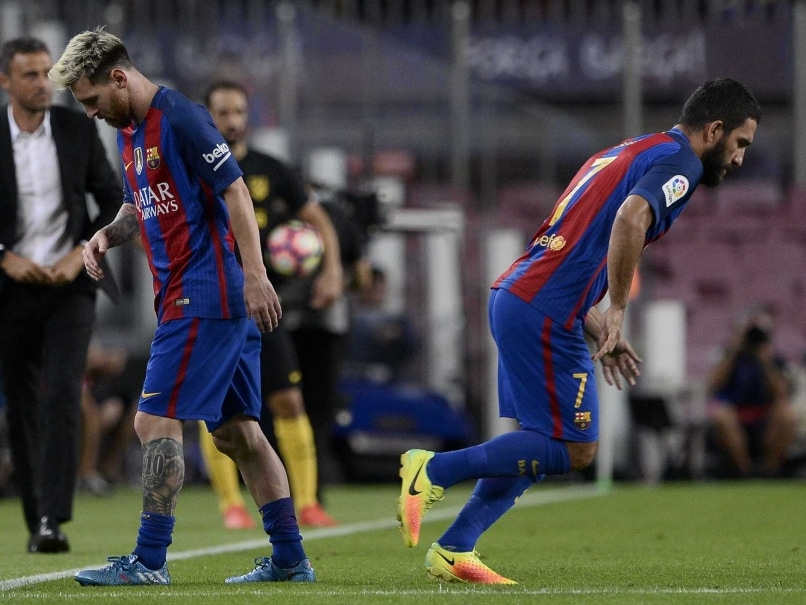 Argentina Boss Blasts Barcelona Over Lionel Messi Injury