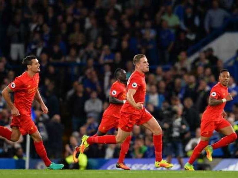 Premier League: Jordan Henderson Humdinger Helps Liverpool Sink Chelsea