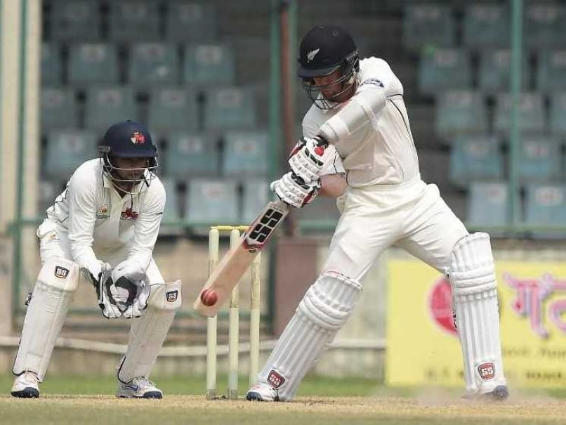 Luke Ronchi Makes His Case as New Zealand Play Out Draw in Warm-up Match