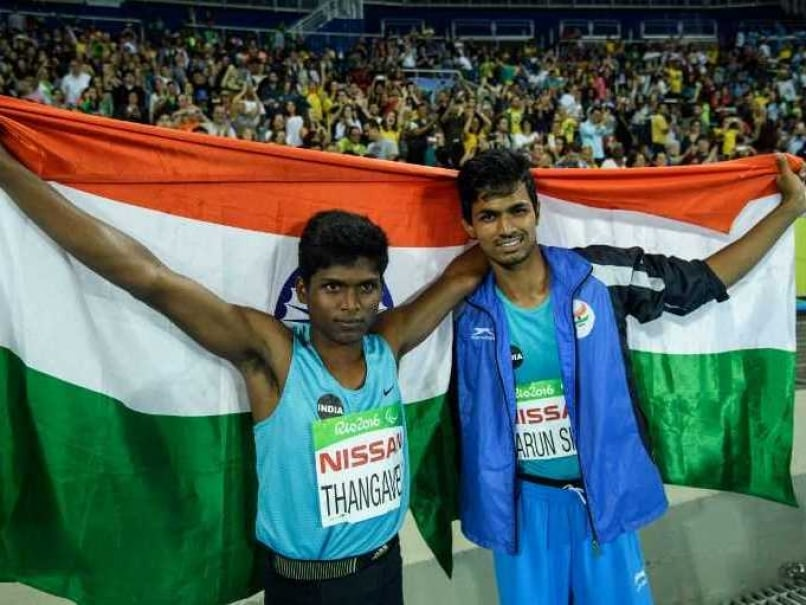 Rio Paralympics: M. Thangavelu Clinches Gold, Varun Bhati Bronze in High Jump