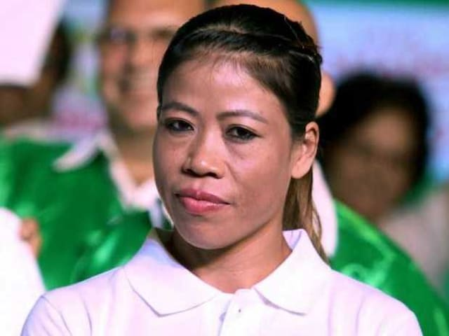 Indias Rio 2016 Showing Down to Less Awareness in Sports: MC Mary Kom