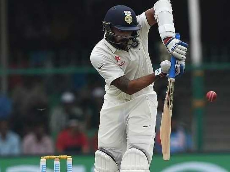 India vs New Zealand: Murali Vijay Laments Hosts' Batting Collapse on Day 1