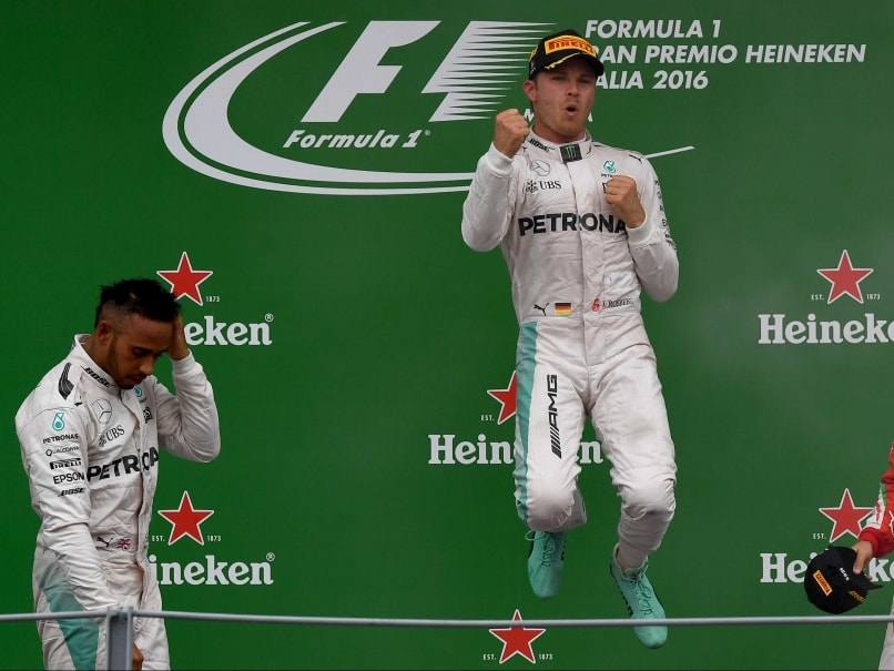 Nico Rosberg Wins Italian GP, Reduces Lewis Hamiltons Lead to Two Points