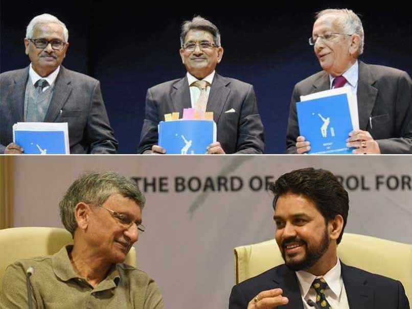 BCCI vs Lodha Panel: AGM An Act of Defiance By Cricket Bosses? - 10 Developments