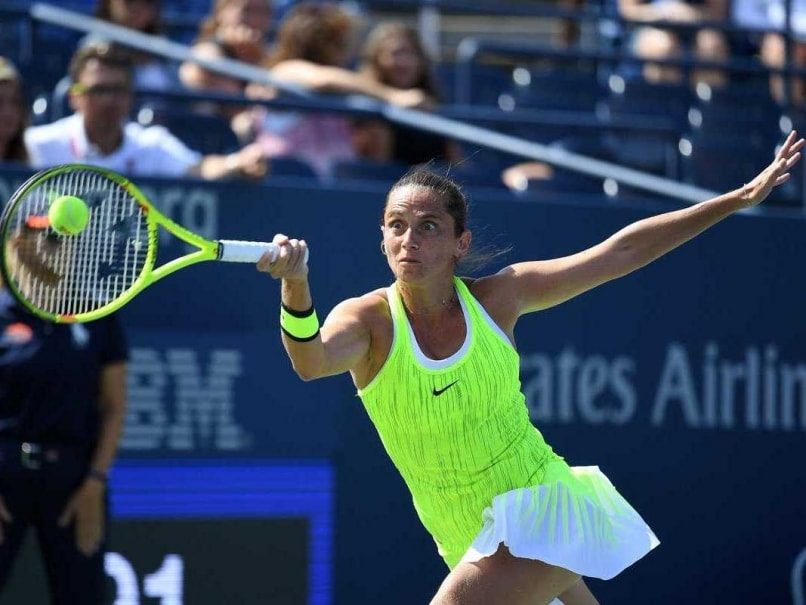 US Open: Anastasija Sevastova, Roberta Vinci Move Into Quarters