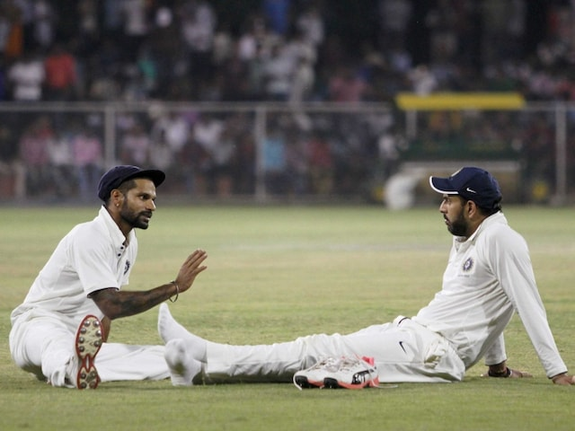Duleep Trophy: India Red Struggle as Wet Outfield Dominates Day 4