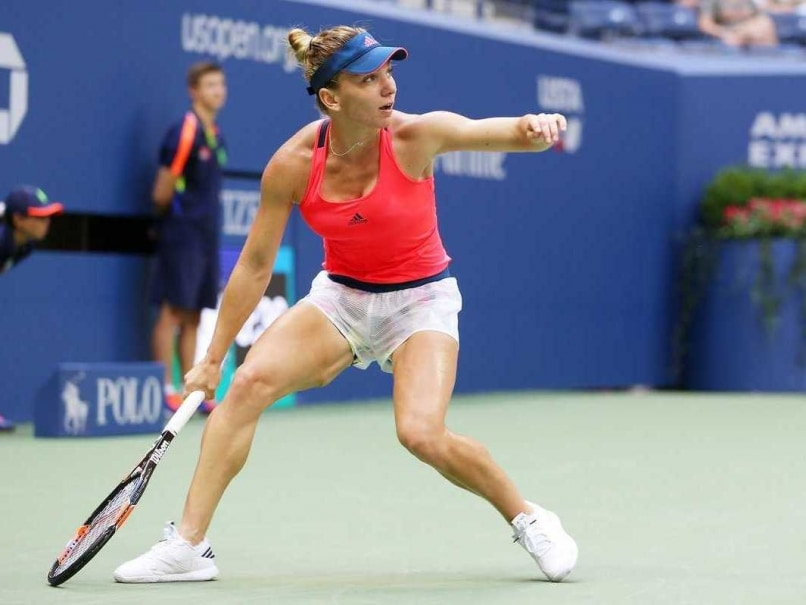 US Open: Simona Halep Powers Into Women