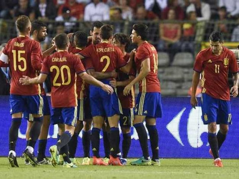 Spain Eye Winning Start in FIFA World Cup Qualifying Opener
