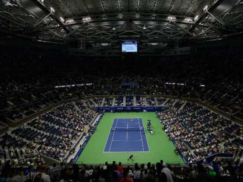 US Open: Spectator Arrested For Jumping Over Court Wall