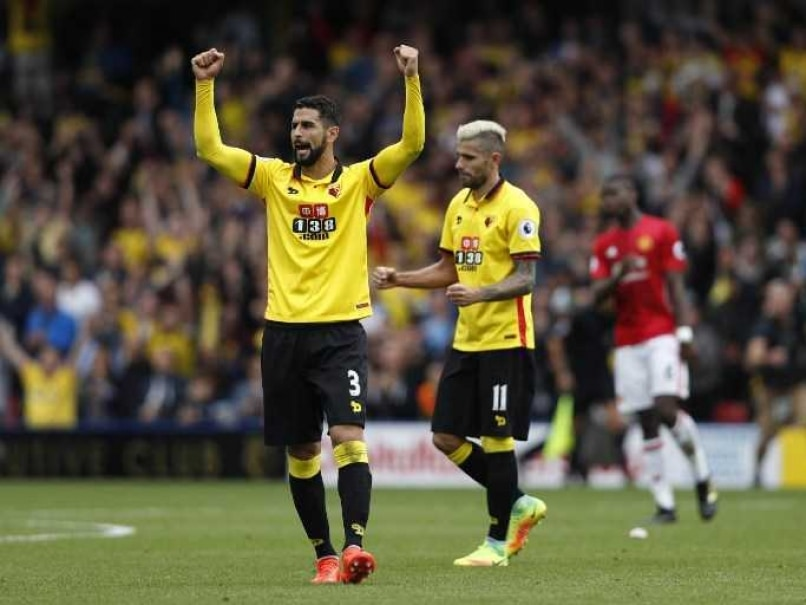 Premier League: Watford Stun Manchester United, Pile On Misery For Jose Mourinho