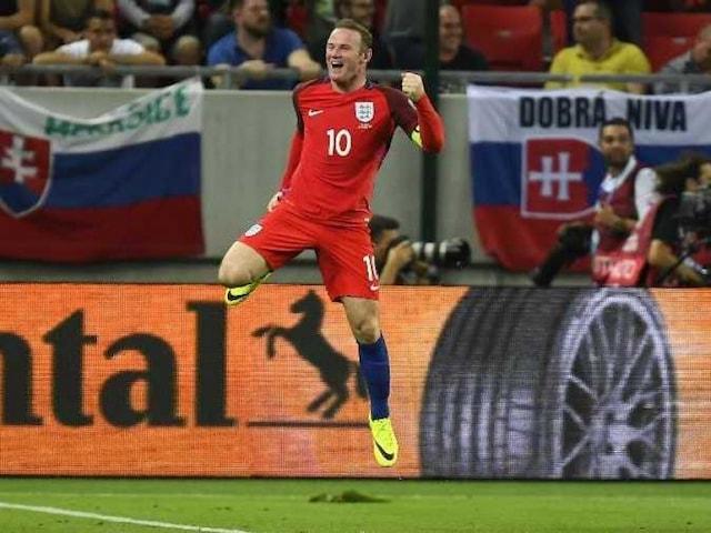 Wayne Rooney Plays Where he Wants, Says England Manager Sam Allardyce