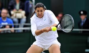 Tomic troubles aid Marion Bartoli