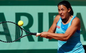 Bartoli breaks mental barriers at French Open