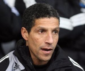 Chris Hughton is new Birmingham manager