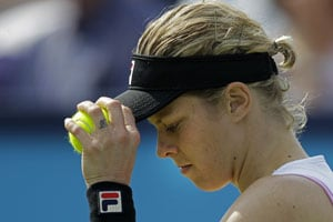 Defending champion Clijsters withdraws from US Open