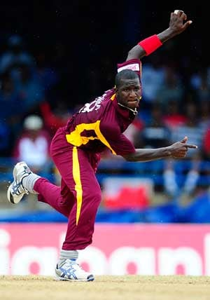 2nd Twenty20: West Indies dash Irish hopes of history with 11-run win