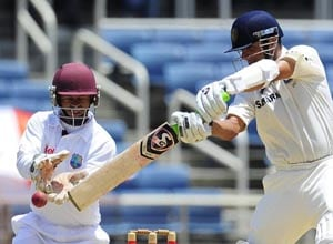 Windies conditions are tough physically: Dravid