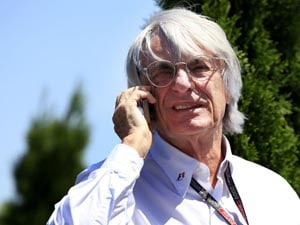 Ecclestone receives support in blackmail claim