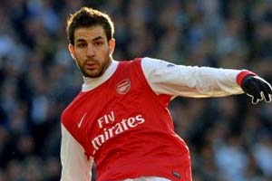 Fabregas misses Arsenal trip to Germany