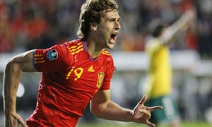 UEFA Euro 2012: Spain's other Fernando stakes his claim