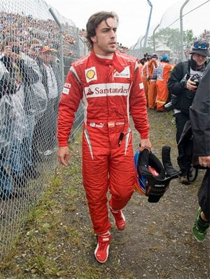 Alonso refuses to give up hope