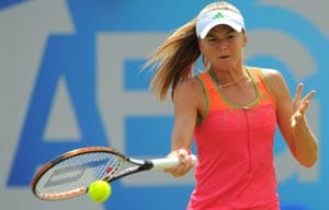 Top seed Hantuchova reaches quarters in Quebec