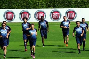 Euro 2012: Italy have fitness problems, says coach Prandelli