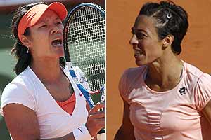 Schiavone and Li in one for the ages