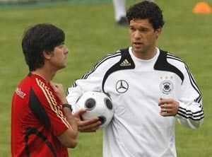 Angry Ballack refuses farewell game