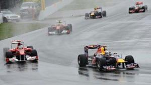 Torrential rain halts Canadian Grand Prix