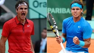 Nadal, Federer meet again in French Open final