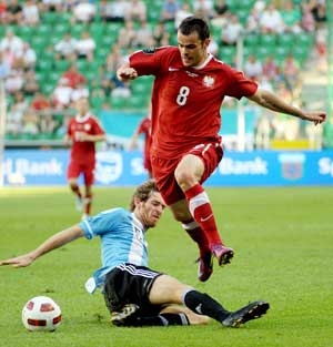 Euro 2012: Poland look to prove their mettle at last