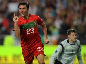 Portugal down Norway 1-0 in Euro qualifier