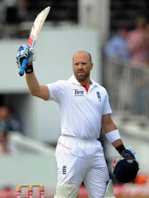 Prior's century leads England to 486 at Lord's