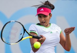 Sania says her injury happened at the right time