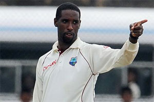 2nd Test, Day 1: Shillingford proves Zimbabwe's tormentor again