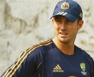 Shaun Marsh unlikely for 1st Test against India
