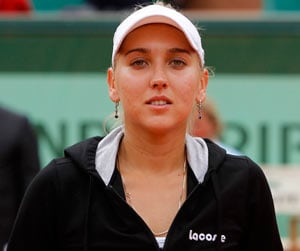 Elena Vesnina wins Hobart International