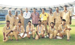 Post World Cup and IPL, Wankhede groundsmen get cash rewards