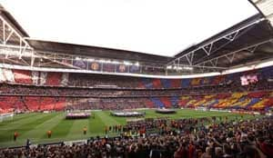 Wembley to host 2013 Champions League final